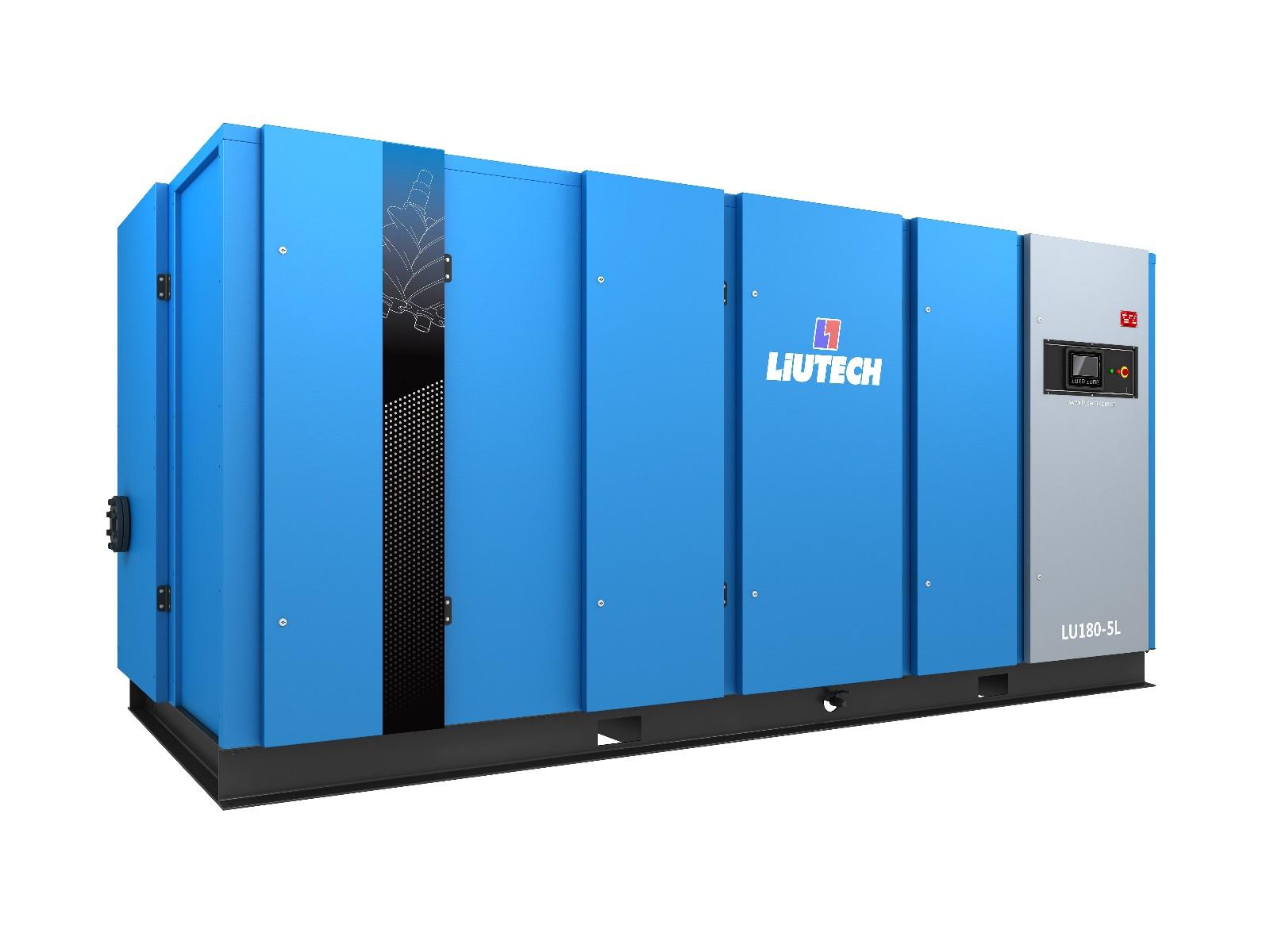 低压空压机LU55~250   压力:3.5~5.0公斤