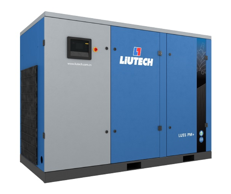 LU7-75PM+超高效油冷永磁变频