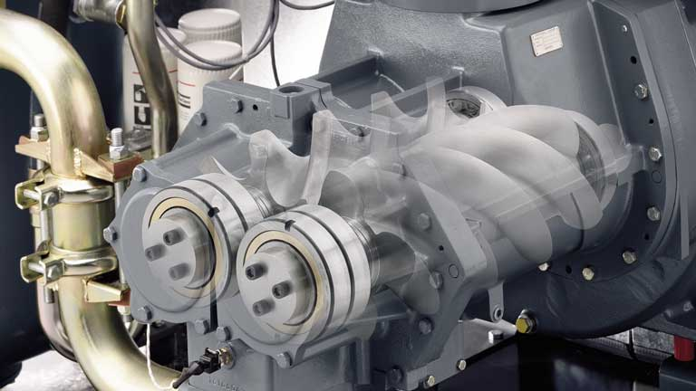 空压机阀件保养多重要?